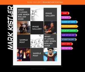 Mark Kistler Website
