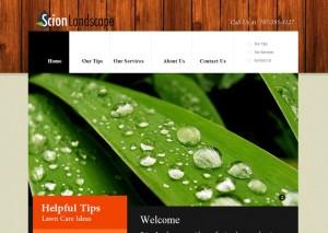 Landscape Management Website