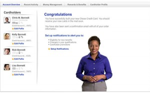 Visa Web Application
