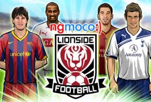 Lionside Football Facebook Game