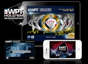 World Poker Tour Facebook/iOS Game